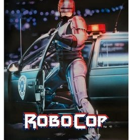 Cult and Cool RoboCop Steelbook Arrow Video (Brand New)