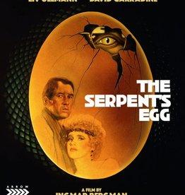 Arrow Video Serpent's Egg (Arrow, Brand New)