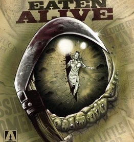 Arrow Video Eaten Alive (Arrow, Brand New)