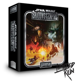 Nintendo 64 Star Wars Shadows Of The Empire Premium Edition LRG