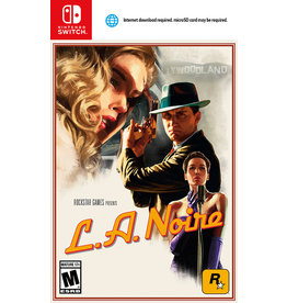 Nintendo Switch L.A. Noire (USED)