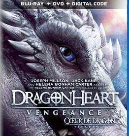 Used Bluray Dragonheart Vengeance (USED)
