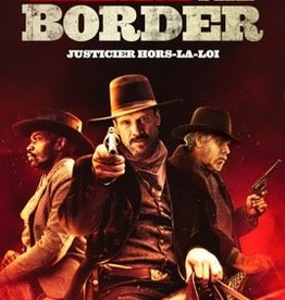 Used Bluray Hell on the Border (USED)