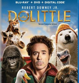 Used Bluray Dolittle (USED)