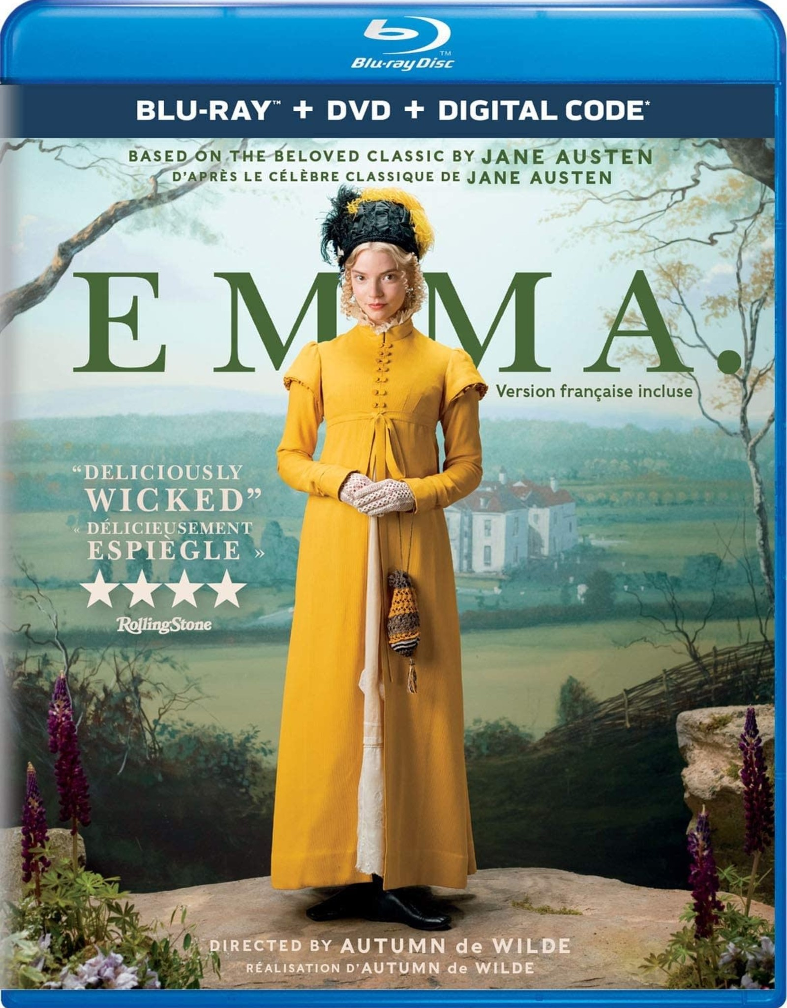 Used Bluray Emma (USED)