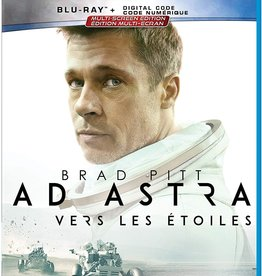 Used Bluray Ad Astra (USED)