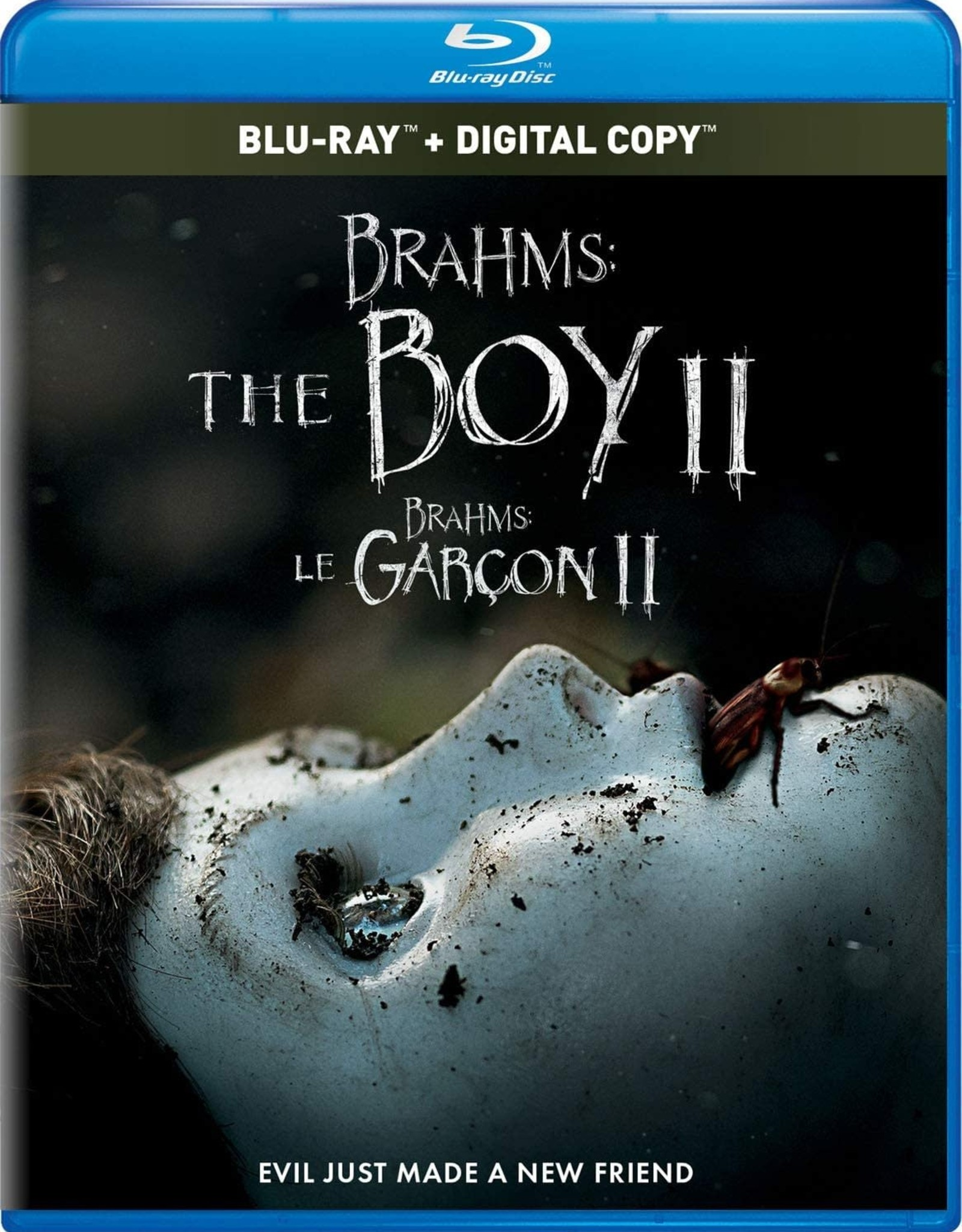 Used Bluray The Boy II (USED)