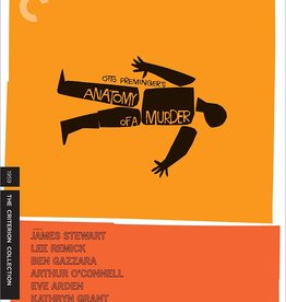 Criterion Collection Anatomy of a Murder (Criterion, USED)