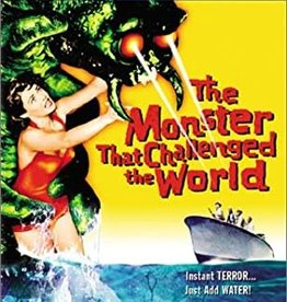 DVD Used The Monster that Challenged the World (USED)