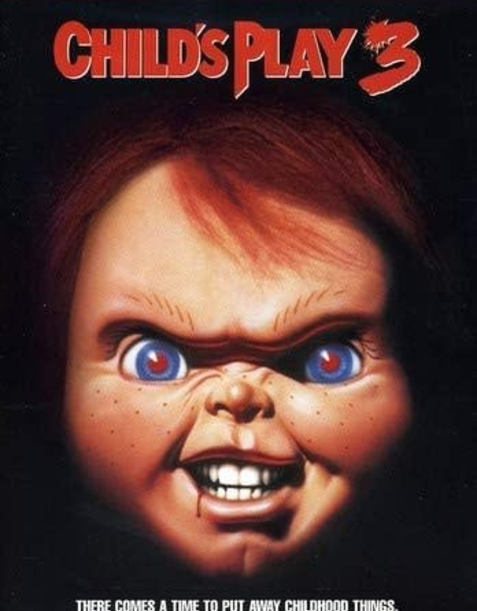 DVD Used Child's Play 3 (USED)