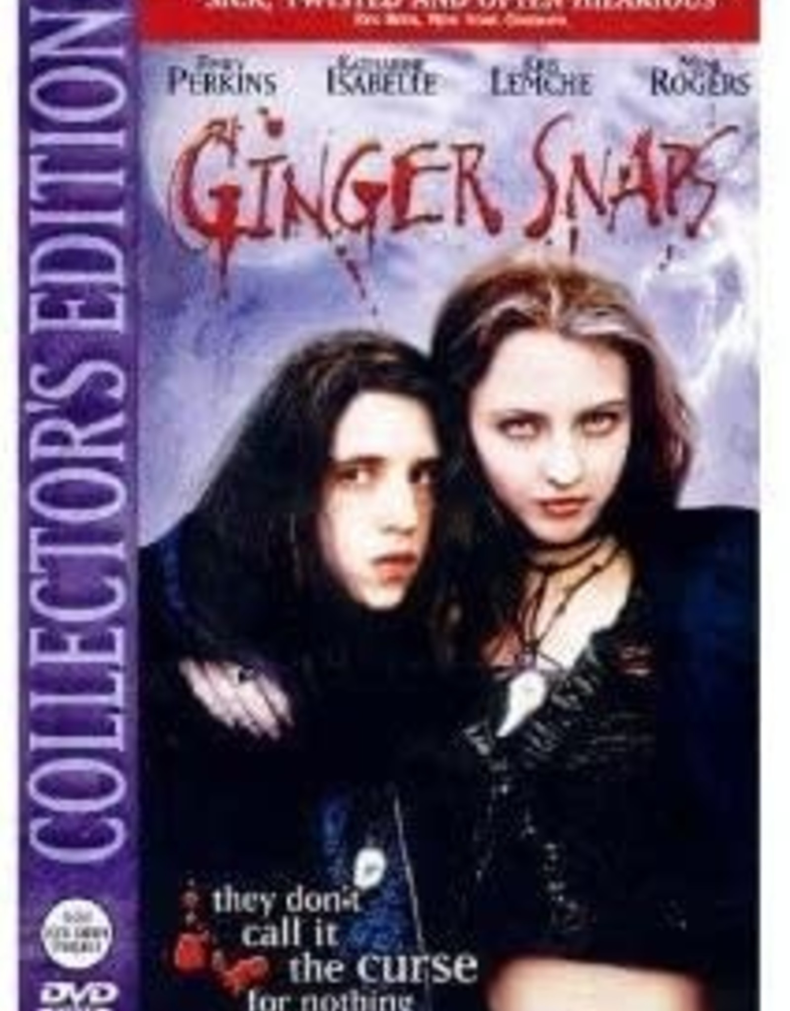 DVD Used Ginger Snaps (USED)