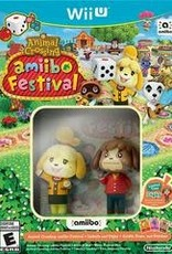 Wii U Animal Crossing Amiibo Festival [amiibo Bundle] (USED)