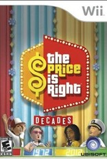 Wii The Price Is Right Decades