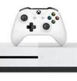 Xbox One Xbox One S 500 GB White Console (USED)