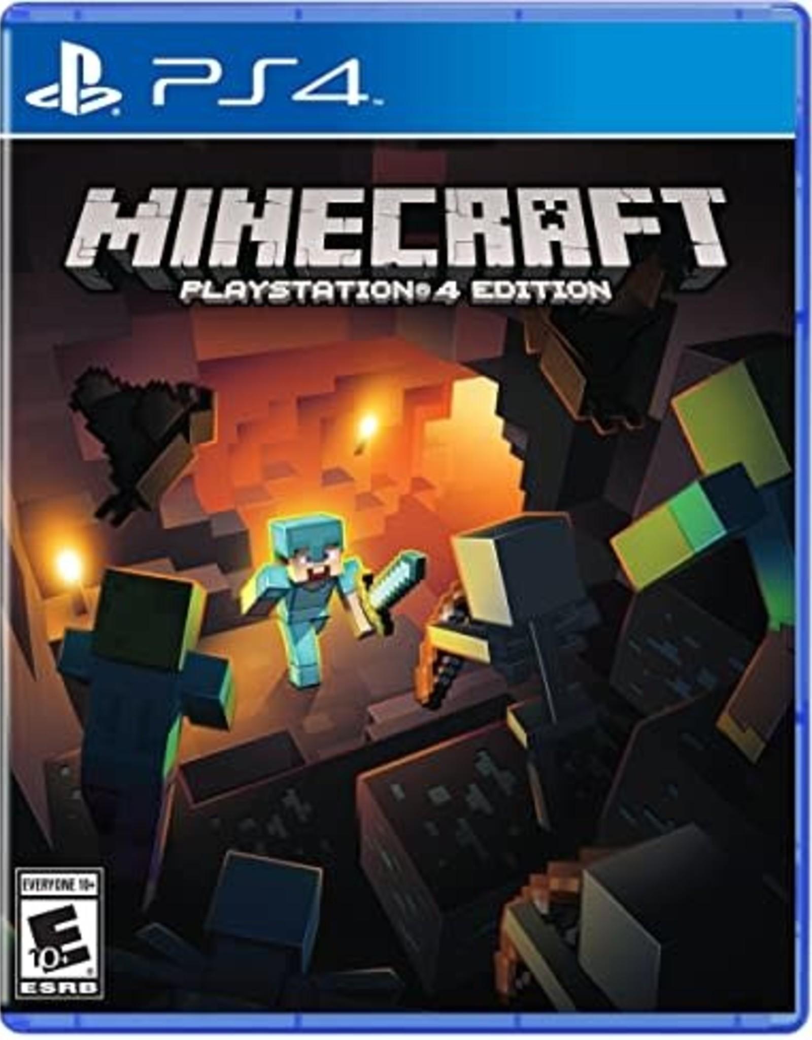Playstation 4 Minecraft (Brand New)