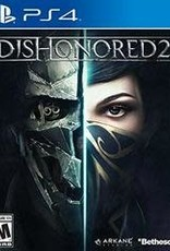 Playstation 4 Dishonored 2