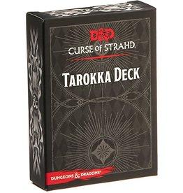 Dungeons & Dragons Curse of Strahd Tarokka Deck