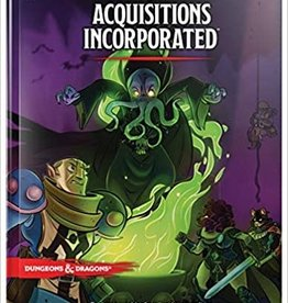 Dungeons & Dragons Acquisitions Incorporated (HC)