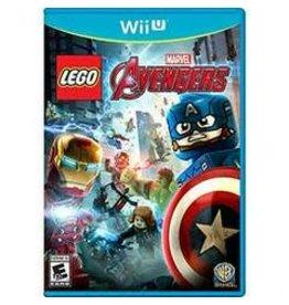 Wii U LEGO Marvel's Avengers (CiB)