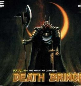 PC Engine Death Bringer CIB (JPN Import)