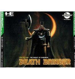 PC Engine Death Bringer CIB (JPN Import)