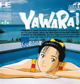 PC Engine Yawara! CIB (JPN Import)