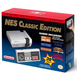 Nintendo Nintendo NES Classic Mini Console (USED, CiB)