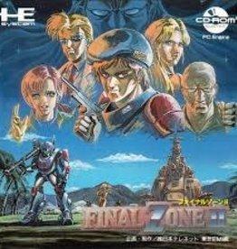 PC Engine Final Zone II CiB (JPN Import)