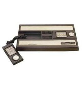 Intellivision Intellivision System (Includes 3 Games)
