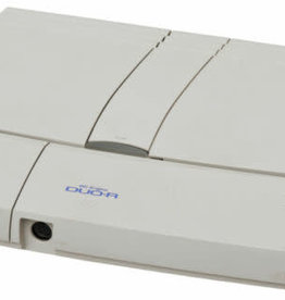 PC Engine Duo PC Engine Duo-R Console (JPN Import, Includes Fatal Fury 2 and Arcade Card Pro Super CD ROM2)