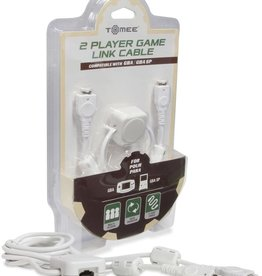 GameBoy Advance GBA Gameboy Advance SP Link Cable (Tomee, New)