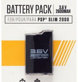 PSP Playstation PSP Slim 2000 3000 Battery Replacement (KMD)
