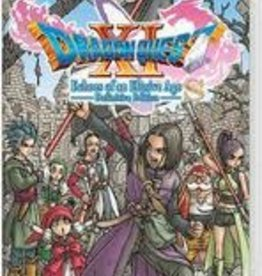 Nintendo Switch Dragon Quest XI: Echoes of an Elusive Age - Definitive Edition