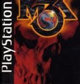 Playstation Mortal Kombat 3