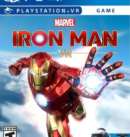 Playstation 4 Marvel's Iron Man VR (New)
