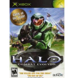 Xbox Halo: Combat Evolved Platinum Hits (No Manual)