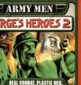 Nintendo 64 Army Men Sarge's Heroes 2