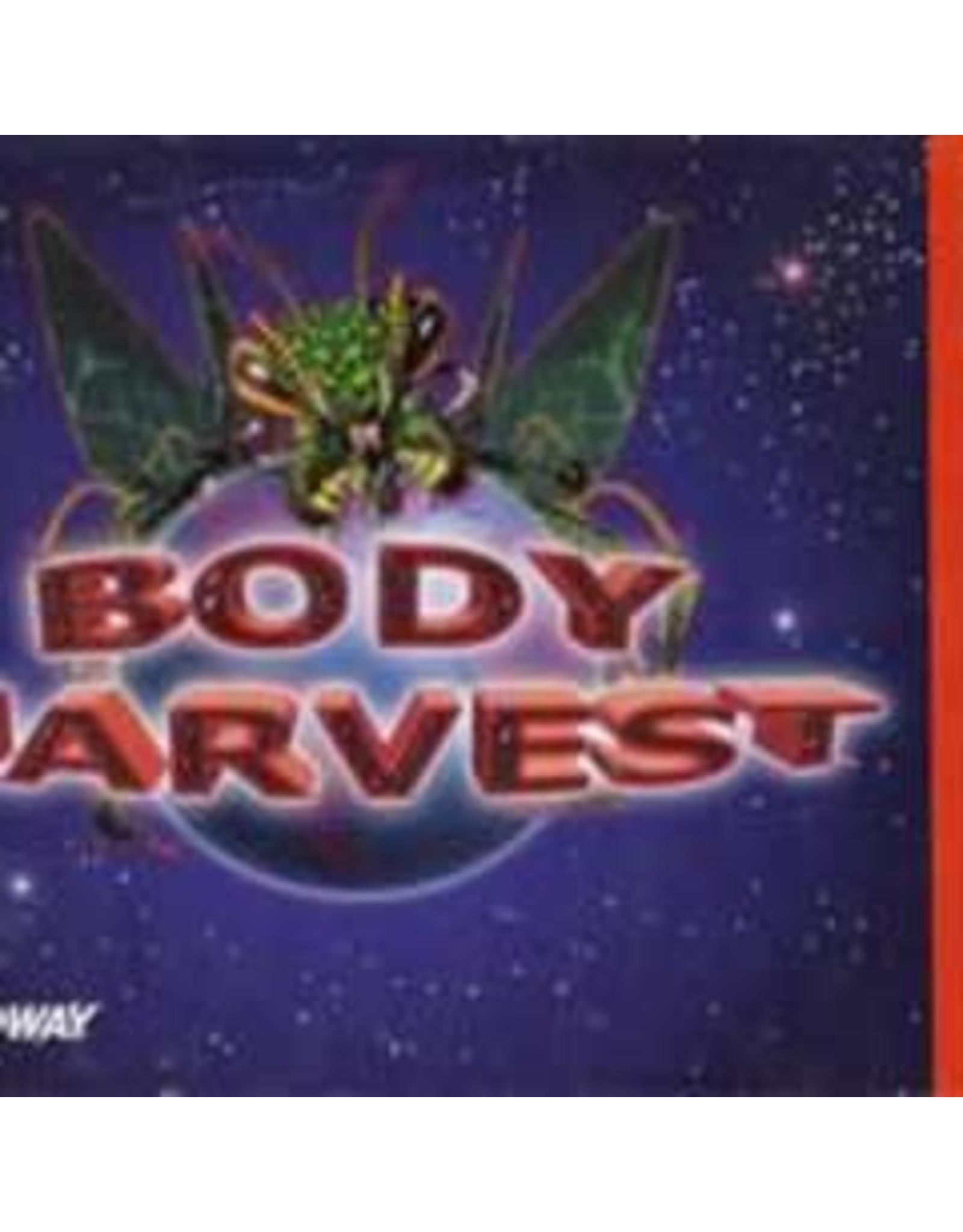 Nintendo 64 Body Harvest (Cart Only, Damaged Label)