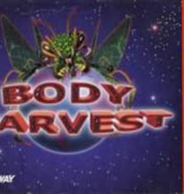 Nintendo 64 Body Harvest (Damaged Label)