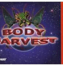 Nintendo 64 Body Harvest (Cart Only, Damaged Label)