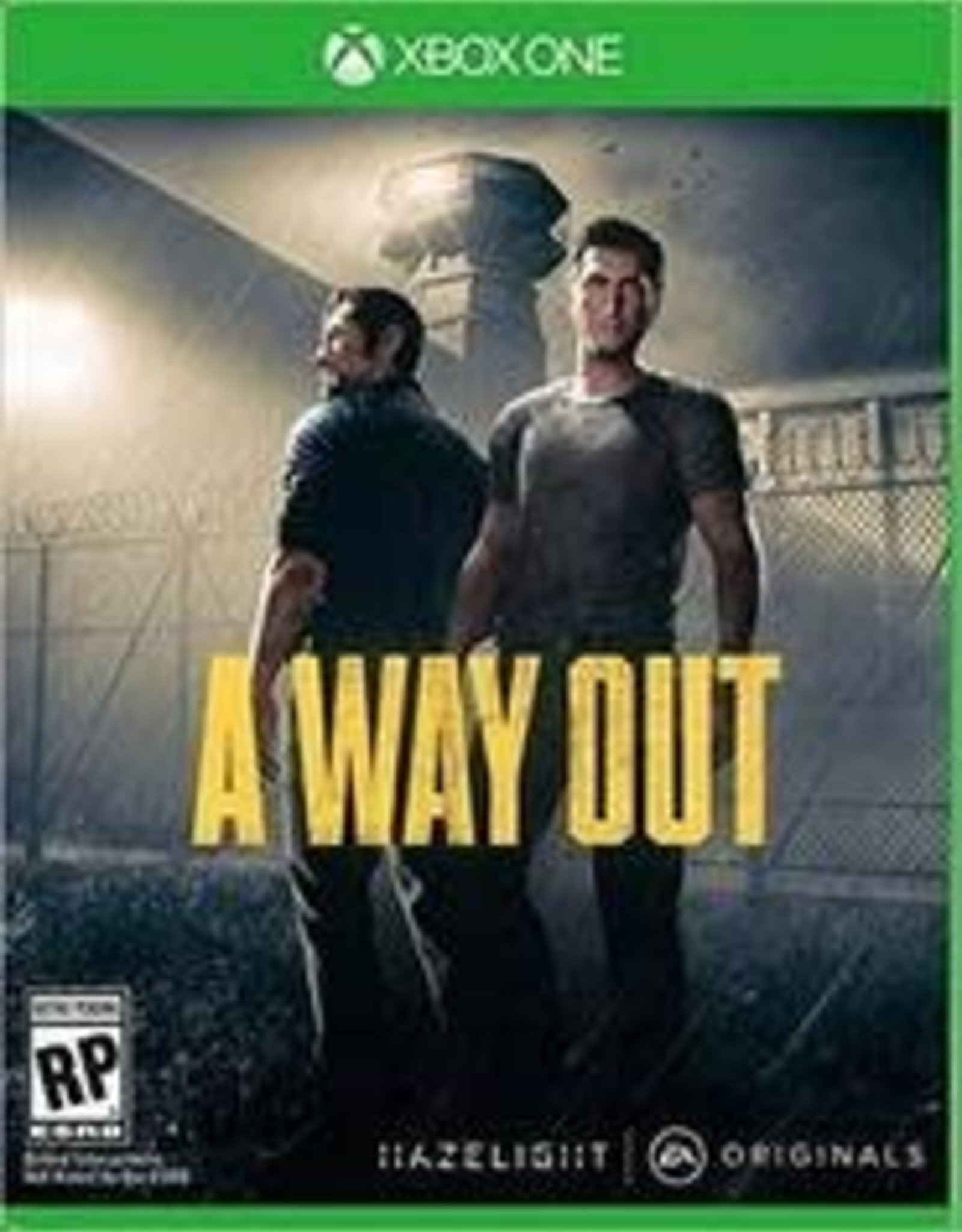 Xbox One A Way Out (Used)