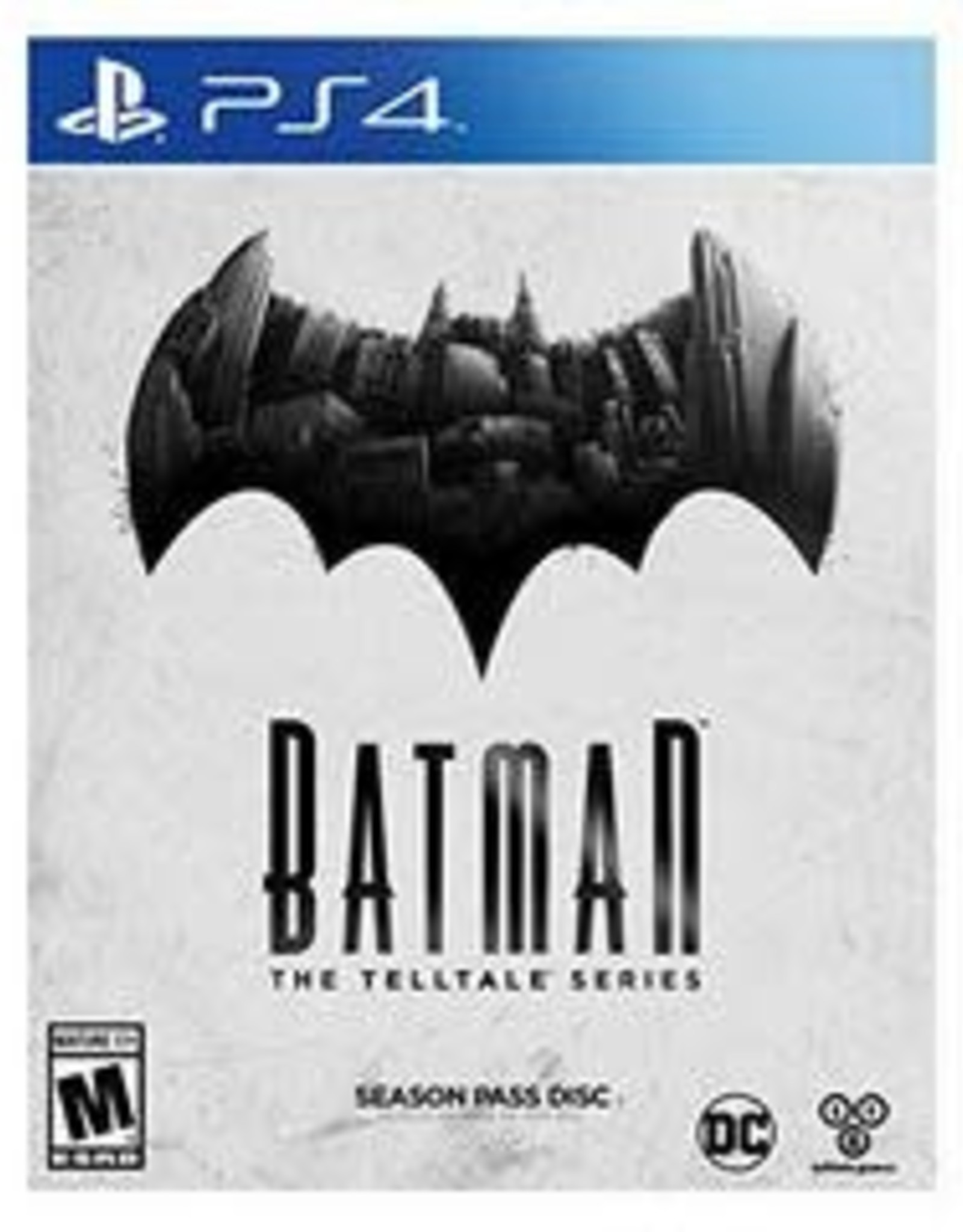 Playstation 4 Batman: The Telltale Series (Used)