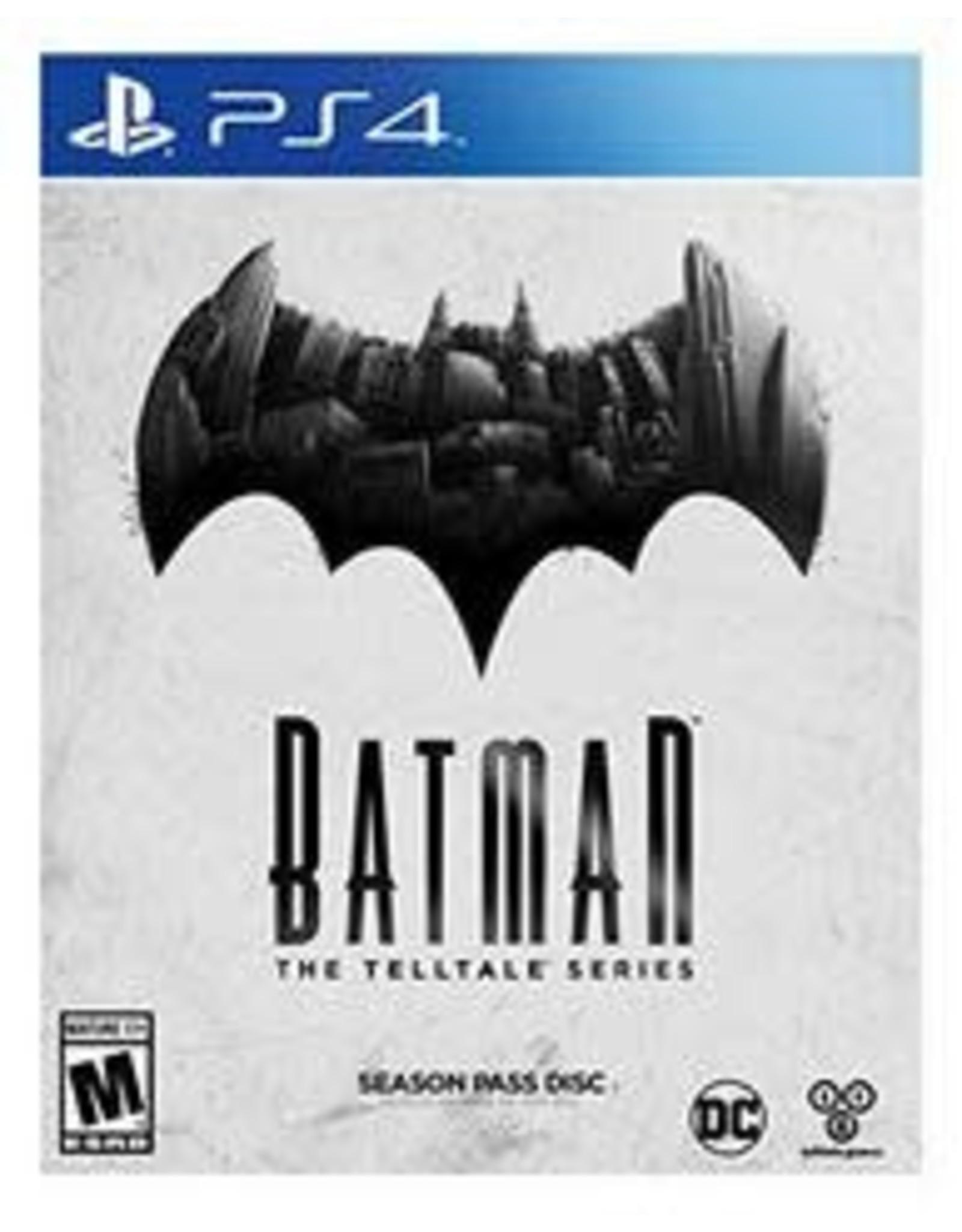Playstation 4 Batman: The Telltale Series (Used)