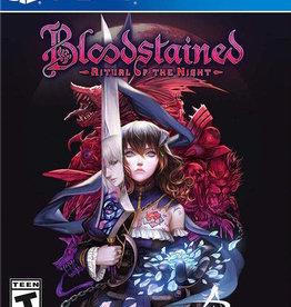 Playstation 4 Bloodstained Ritual Of The Night (Used)