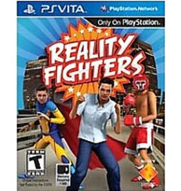 Playstation Vita Reality Fighters (Used)