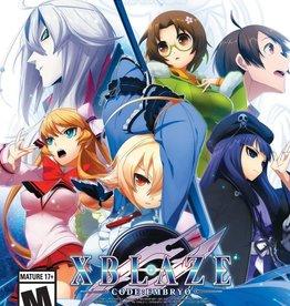 Playstation Vita XBlaze Code: Embryo (Used)