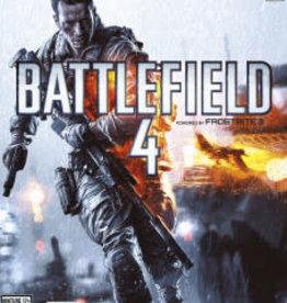 Xbox 360 Battlefield 4 (No Manual)