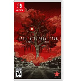 Nintendo Switch Deadly Premonition 2 Blessing In Disguise