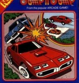 Intellivision Bump 'N Jump (CIB)