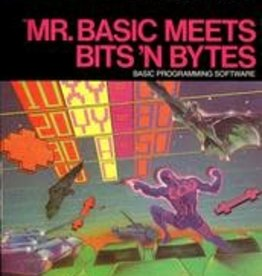 Intellivision Mr. Basic Meets Bits 'N Bytes (CIB)